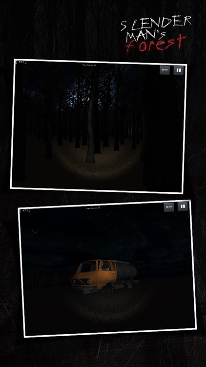 SlenderMan's Forest screenshot-3
