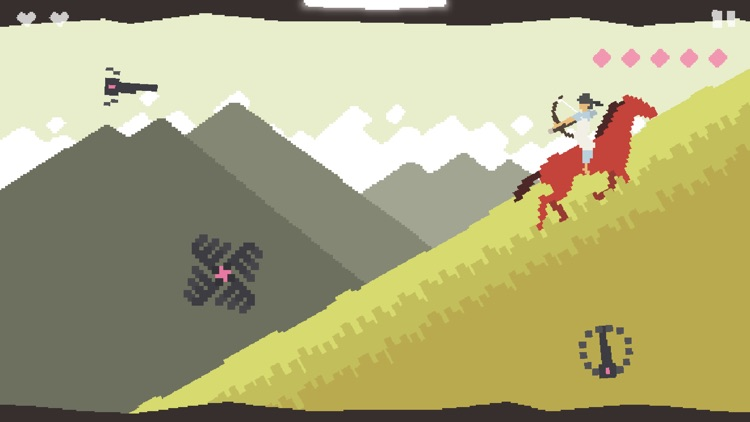A Ride into the Mountains screenshot-1
