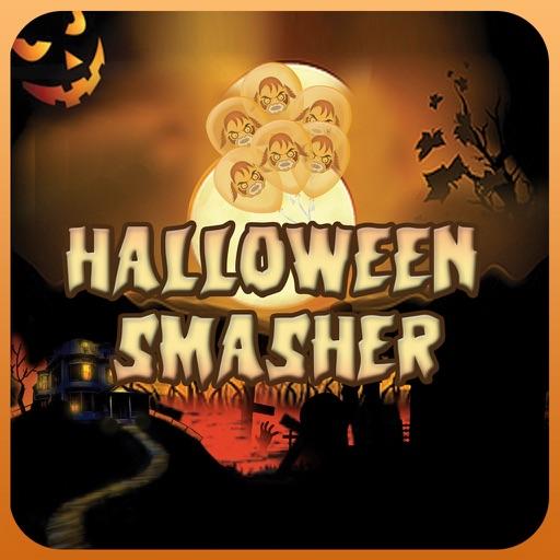Halloween Smasher - Scary Ghost Smashing Fun Monster Game