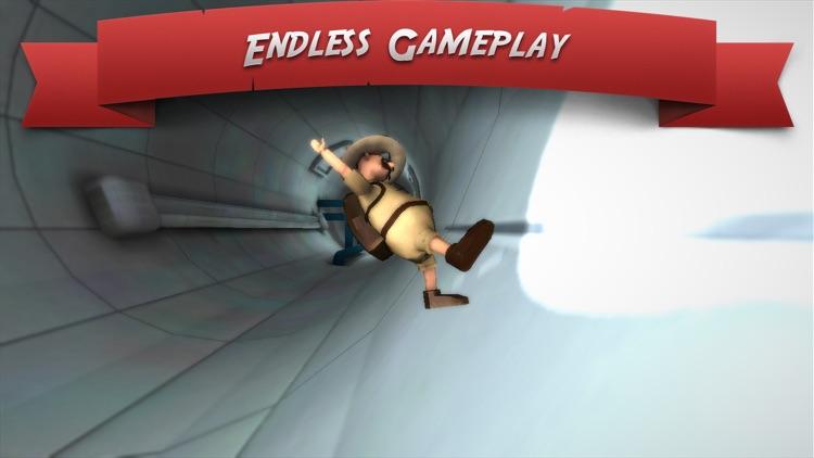 The Tunnel - An Endless Fall screenshot-3