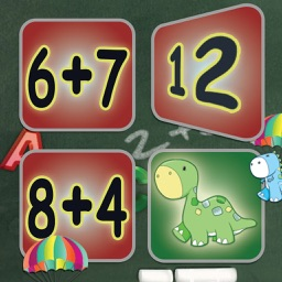Addition: Math Facts Card Matching Game