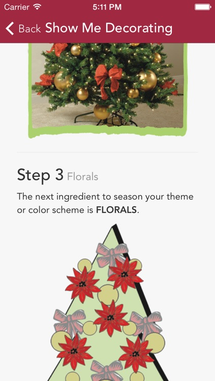 Show Me Christmas - Christmas Tree and Holiday Craft Ideas screenshot-3