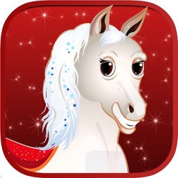 My Horse Dress up and Puzzle Game