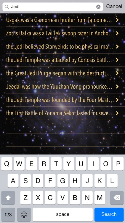 Did You Know for Star Wars screenshot-4