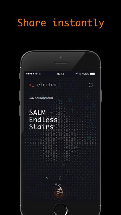 cmd.fm - Radio for geeks & hackers screenshot-3