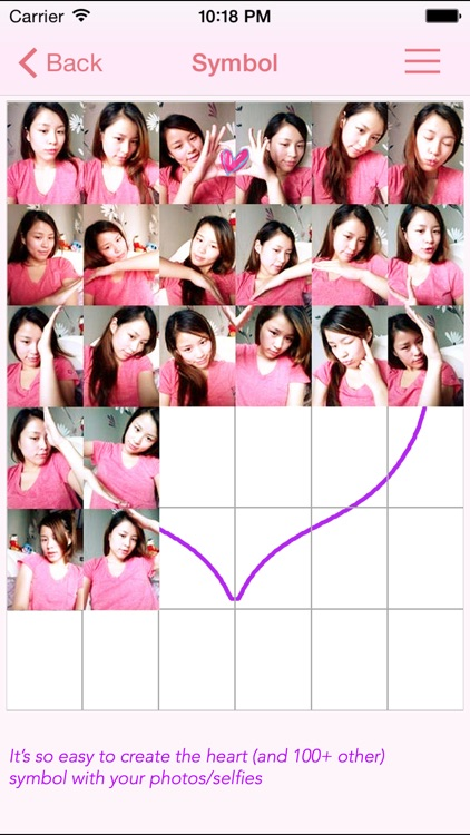 Body Symbol The Romantic Heart Photo Booth screenshot-0
