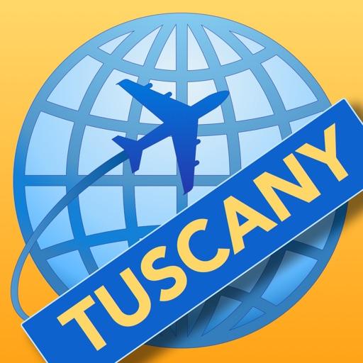 Tuscany Travelmapp