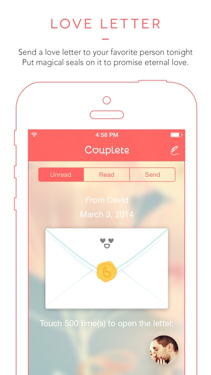 Couplete - The App For Couples screenshot-3