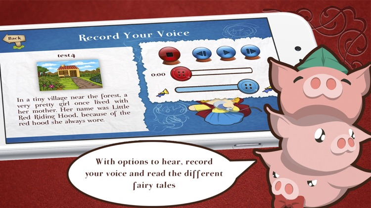 Classic Fairytales for Kids v1- Audiobook