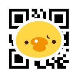 かわいいQRコードリーダー ぴよQR