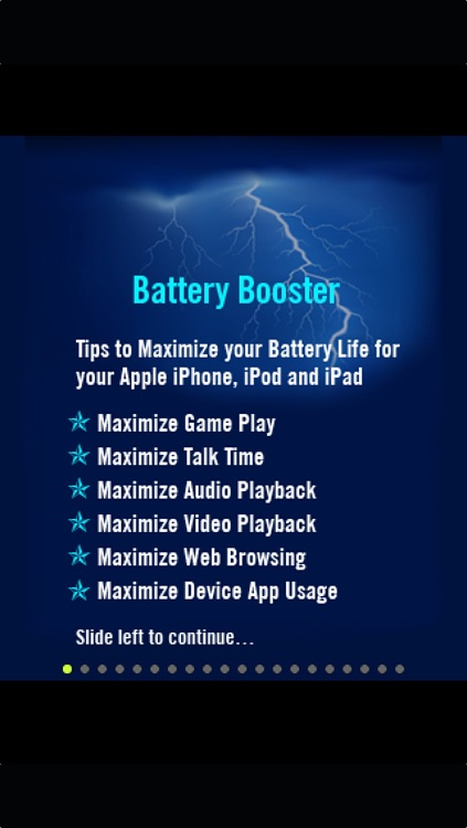 Battery Booster Max