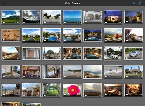 Video Stream for iCloudのおすすめ画像1