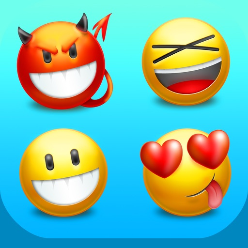 Animated 3D Emoji Free - New Animated Emojis & Emoticons Art  Keyboard