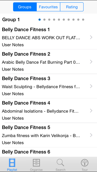 Belly Dance Fitness review screenshots