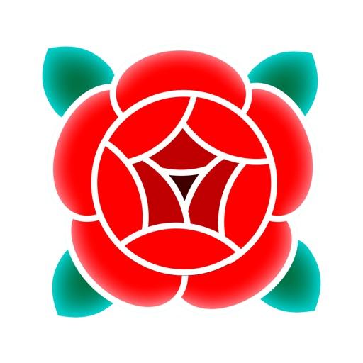 パズル薔薇園