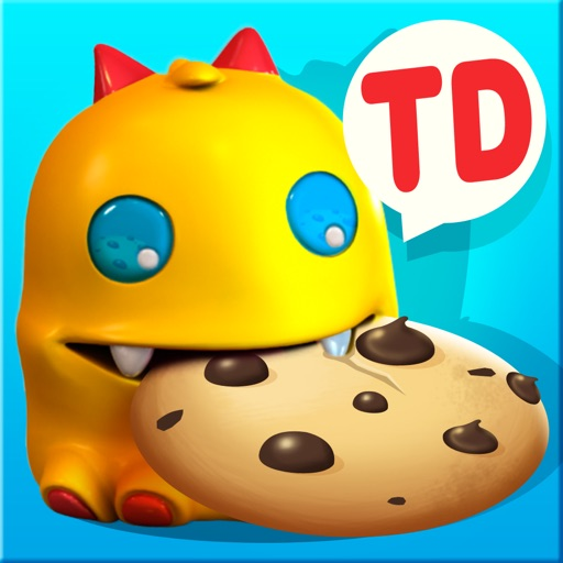 Cookie Gluttons TD