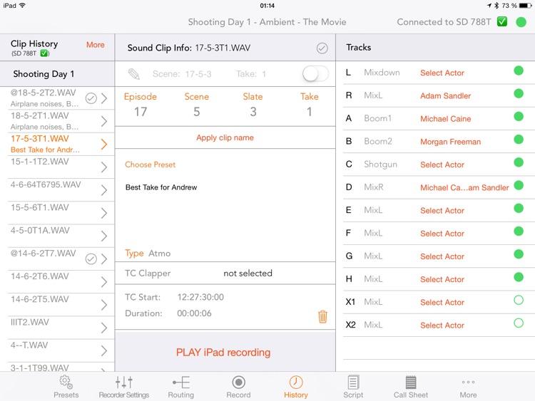 TonMeister - the sound mixer app screenshot-3