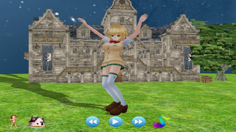Disco Girl - The best 3d game show of music and dance