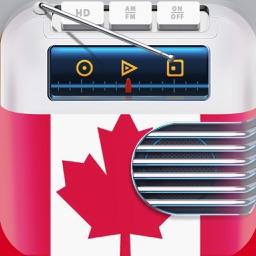 Canadian Radio Station – Les radios Canadiennes - Free Canadian Radios