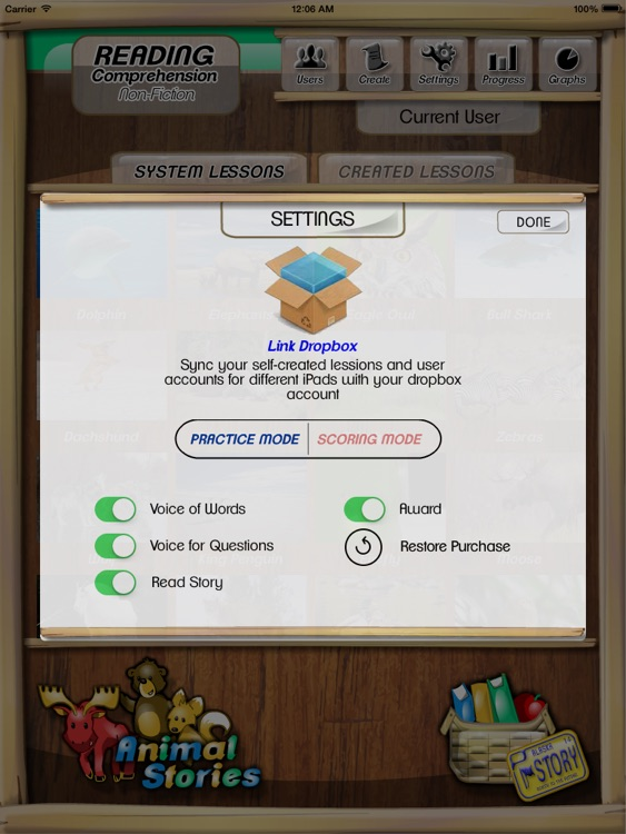 Reading Comprehension - Grades 1st and 2nd With Assessment screenshot-3