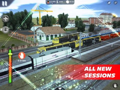 Train Driver Journey 2 - Iberia Interior для iPad