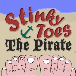 Stinky Toes The Pirate