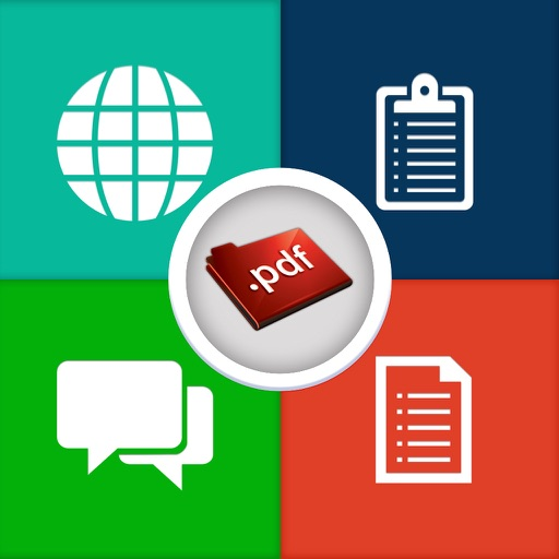 PDF Converter Pro : Convert documents, WebPages TO PDF , Air Printer iOS App
