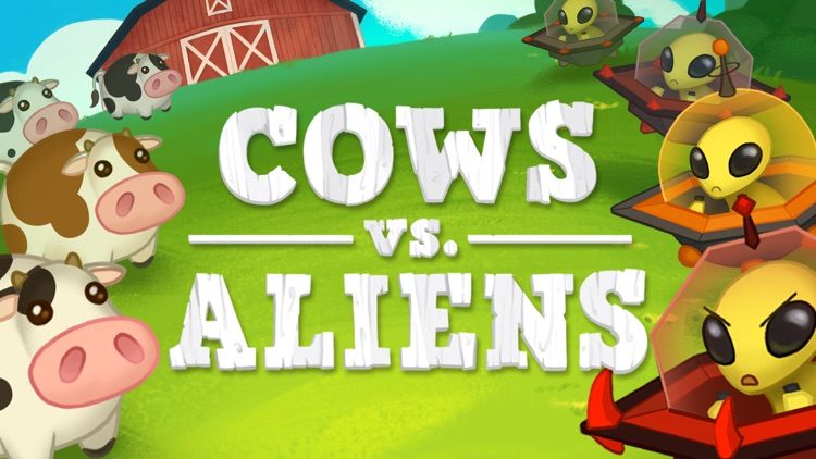 Cows vs Aliens screenshot-0
