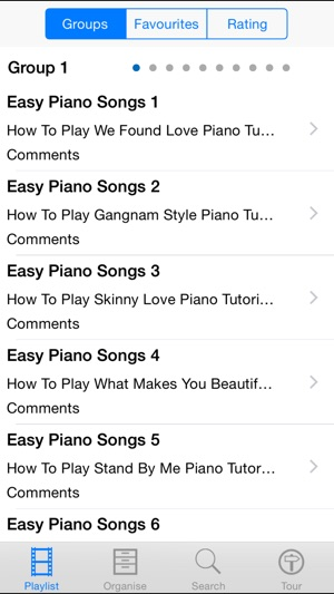 Easy To Play Piano Songs On The App Store
