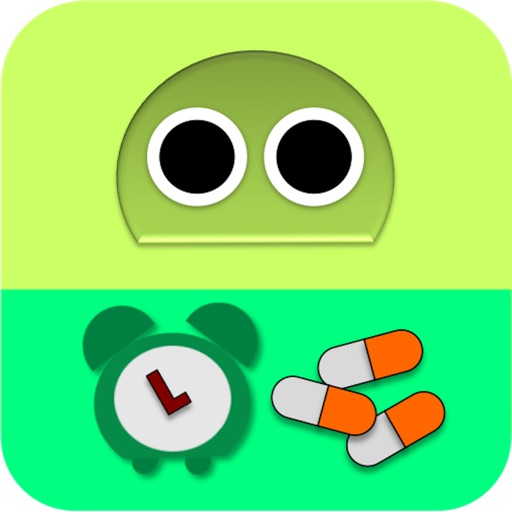 Meds Alarm Robo FREE icon