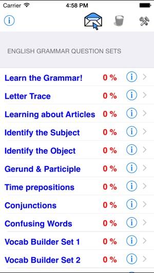 Grammar Basics and Advanced Lite on the App Store