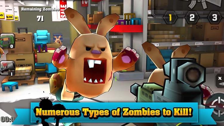 Action of Mayday: Zombie World screenshot-3