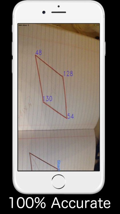 Angleous for iPhone as angle calculator