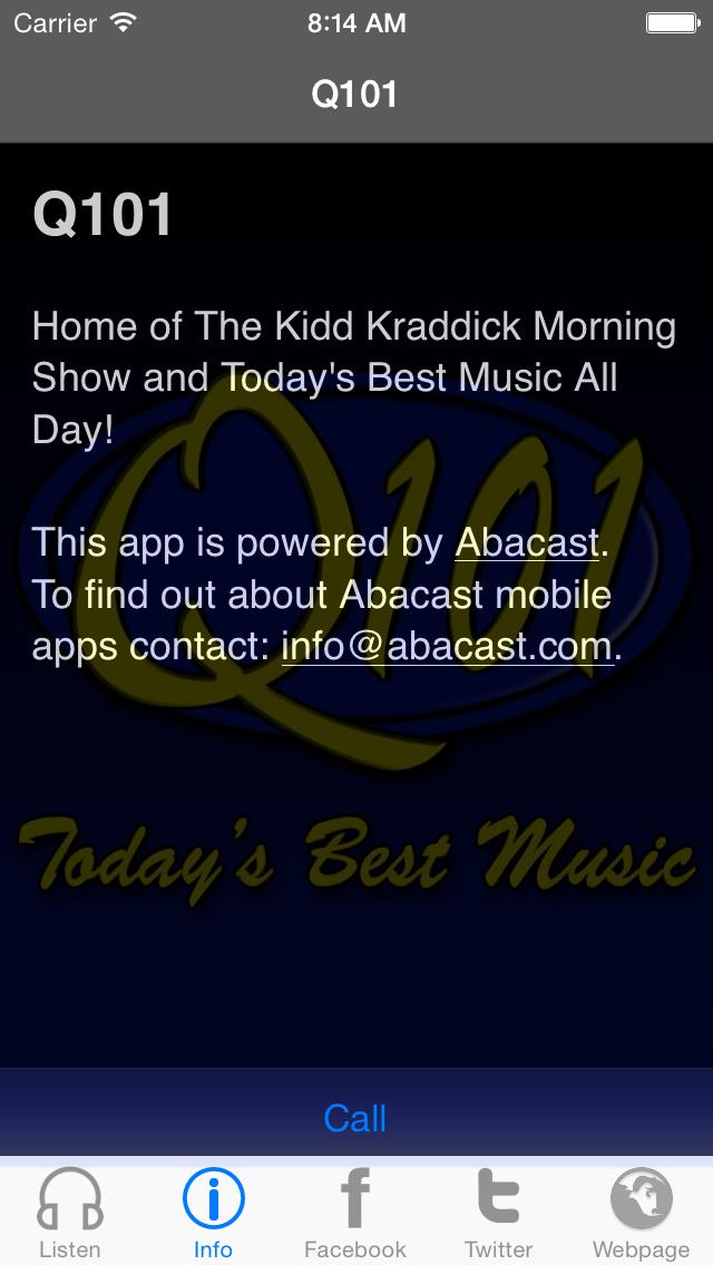 Q101-Today's Best Music   App Price Drops
