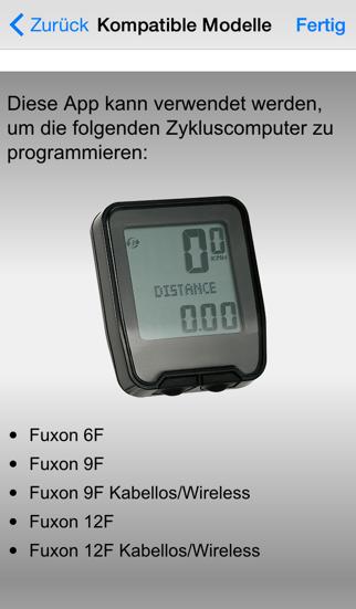 Fuxon SetupScreenshot von 2