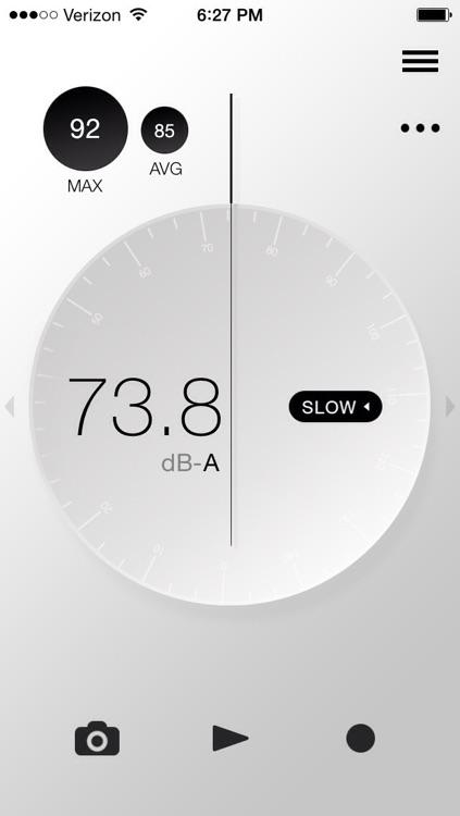 Sound Level Meter Pro