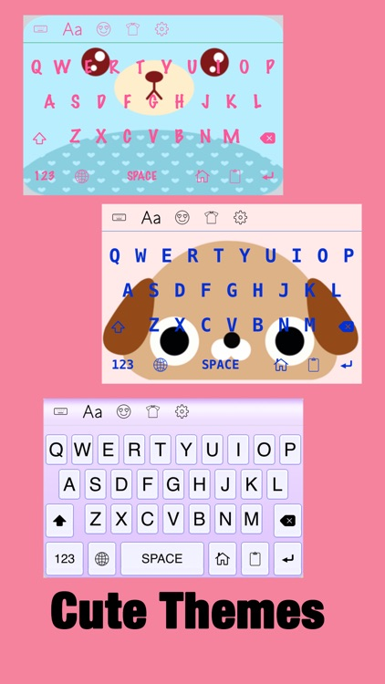 New Cool Text Pro ∞ Fonts Make Better Messages with Emoji Font and Cute Keyboard Themes screenshot-3