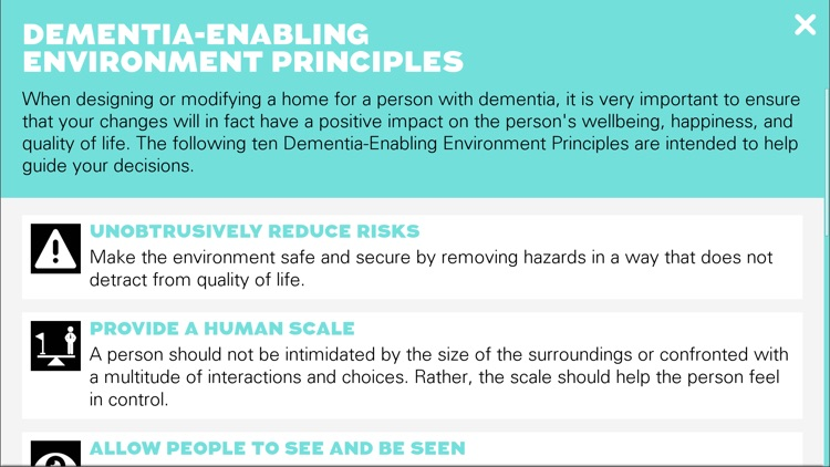 The Dementia-Friendly Home screenshot-4