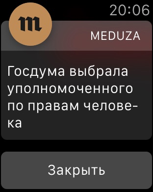 Meduza — новости дня Screenshot