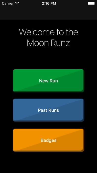 Moon Runz Screenshots
