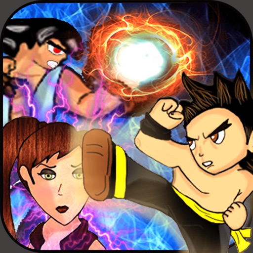 Multiplayer Kung Fu Little Fighters iOS App