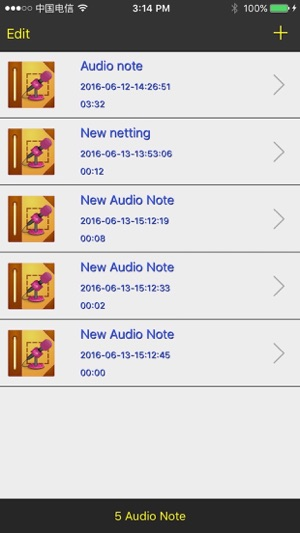 Meeting Lecture & Voice Audio Notes Record on the App Store