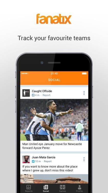 fanatix - Sports Video News screenshot-3