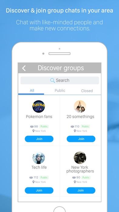 Mera Group Chat Messenger For Teamwork Friends Apprecs