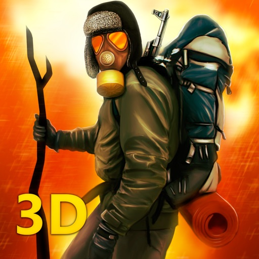 Nuclear Wasteland Survival Simulator 3D Full