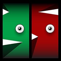 Eyes Run - The Eyes Cube.io Edition For Friends