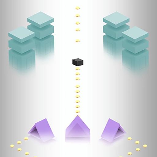 3D Block Hopper