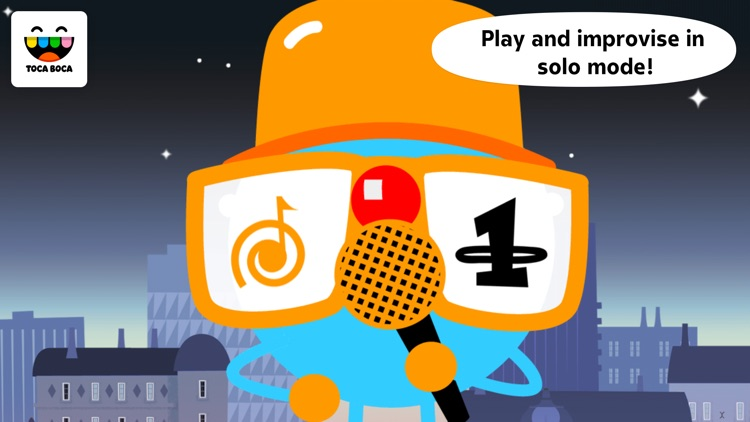 Toca Band screenshot-1