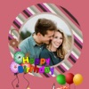 Birthday Greeting Cards - Instant Frame Maker & Photo Editor