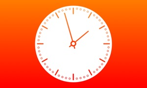 Digital Watch - Turn your TV into an Elegant Wall Clock